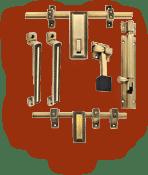 accesorii usi rezidentiale